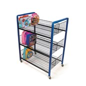 Classmates Lunch Box Trolleys - Double-sided