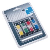 Info Flags Sticky Note Dispenser