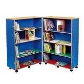 Hinged Bookcase - Multi
