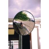 Interior Convex Acrylic Mirror - 600mm