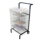30 Shelf Mobile Dryer