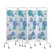 Medical Screen - Bubble Pattern