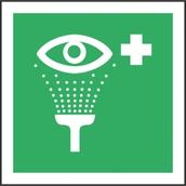 Eye Emergency Signs - 150 x 150mm, S/A