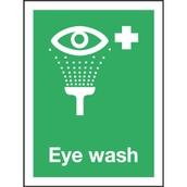 Eye Emergency Signs - 200 x 150mm, PVC