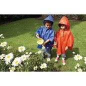 Waterproof Poncho - Blue from Hope Education