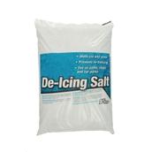 White De-Icing Salt - 20 x 25kg Bag (½ Pallet) - pack of 20