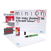 Show-me A4 Picture Story Boards, Class Pack 35 Sets