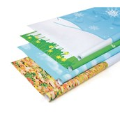 Fadeless® Extra Wide Seasonal Designs Display Paper Rolls - Pack of 4