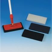 Vileda® Hand Floorpads and Accessories - Black scrubbing pad