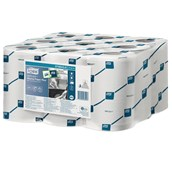 Tork® Reflex™ Single Sheet Centrefeed Wiping Paper Plus White - pack of 9