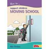How To Support Children Moving School book