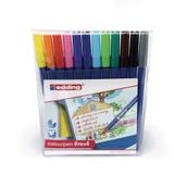Edding Colour Pen Brush - Pack of 12