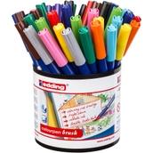Edding Colour Pen Brush - Pack of 42
