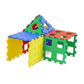 XL Polydron Set 1 - Pack of 12