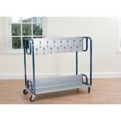 Tuf Trolley™ Cloakroom Trolley