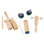 Wood Instrument Sounds Pack