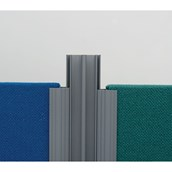 Space Dividers 30mm Partitions - Cover Strip