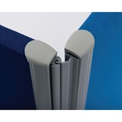 Space Dividers 30mm Partitions - 90° Link Strip