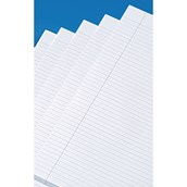 A3 Exercise Paper, 8mm With Margin - Unpunched - Pack of 250