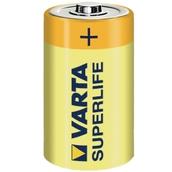 High Power Zinc Carbon Battery - D, R20 - pack of 2
