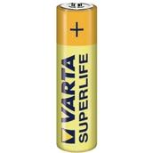 High Power Zinc Carbon Battery - AAA, R03 - pack of 4