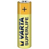 High Power Zinc Carbon Battery - AA, R6 - pack of 4