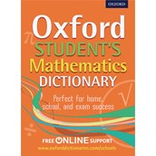 Oxford Student Maths Dictionary