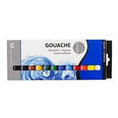 Daler Rowney Simply Gouache Colour Set