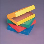 A4 Coloured Tidy Store - pack of 12