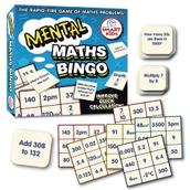 KS2 Mental Maths Bingo