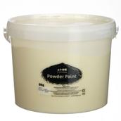 Brian Clegg Powder Paint - 9kg Tub - Brilliant Yellow