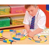 Measuring and Counting Abacus Beads