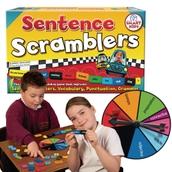 Sentence Scramblers