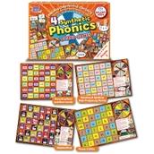 Phase 2 Phonics Board Games