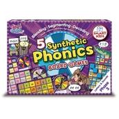 Phase 3 Phonics Board Games