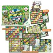 Phase 4 Board Phonics Games