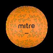 Mitre Oasis Netball - Orange - Size 4