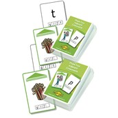 Phase 4 Letters and Sounds Chute Cards