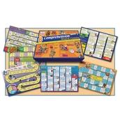 Reading Comprehension Board Games Level 1