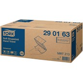 Tork® Singlefold Hand Towel 2- Ply White - Case of 15 - pack of 15
