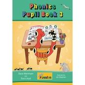 Jolly Phonics Pupil Book 3 - Colour
