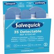 Blue Plaster Refill - pack of 6
