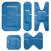 X-Ray Detectable Plasters - Assorted