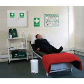 School First Aid Room