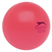 Slazenger Airball Cricket Ball - Pink - Junior
