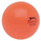 Slazenger Airball Cricket Ball - Orange - Junior