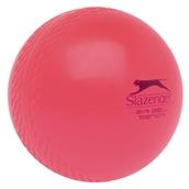Slazenger Airball Cricket Ball - Pink - Senior