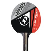 Dunlop Nitro Power Table Tennis Bat - Black