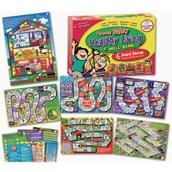 Healthy Living Board Games