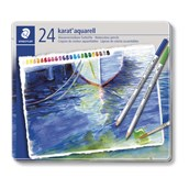 Staedtler® Karat Aquarell 125 Colouring Pencils